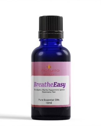 Breathe oil