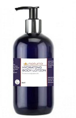All Natural Hydrating Body Lotion