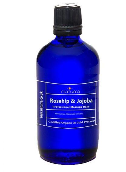 Organic Professional Healing Massage Base - Healing Blend