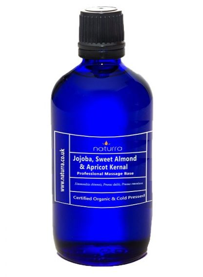 Organic Professional Massage Oil - Soothe & Protect