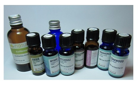 Create your own Personal Fragrance with Essential Oils - Egyptian Musk