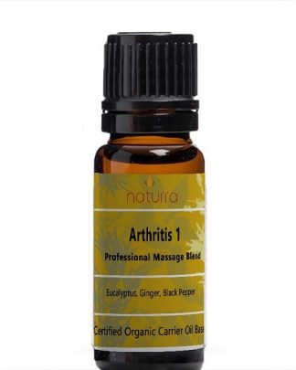 Arthritis 1 - Pre-blended Pure Oil for Massage Oil  10ml