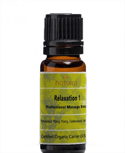 Relaxation 1 - Pre-blended Pure Oil for Massage Oil  10ml