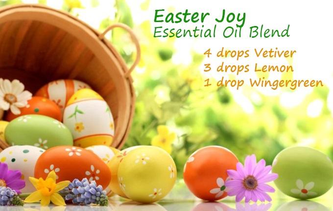 Easter Joy - Essential Oil Blend